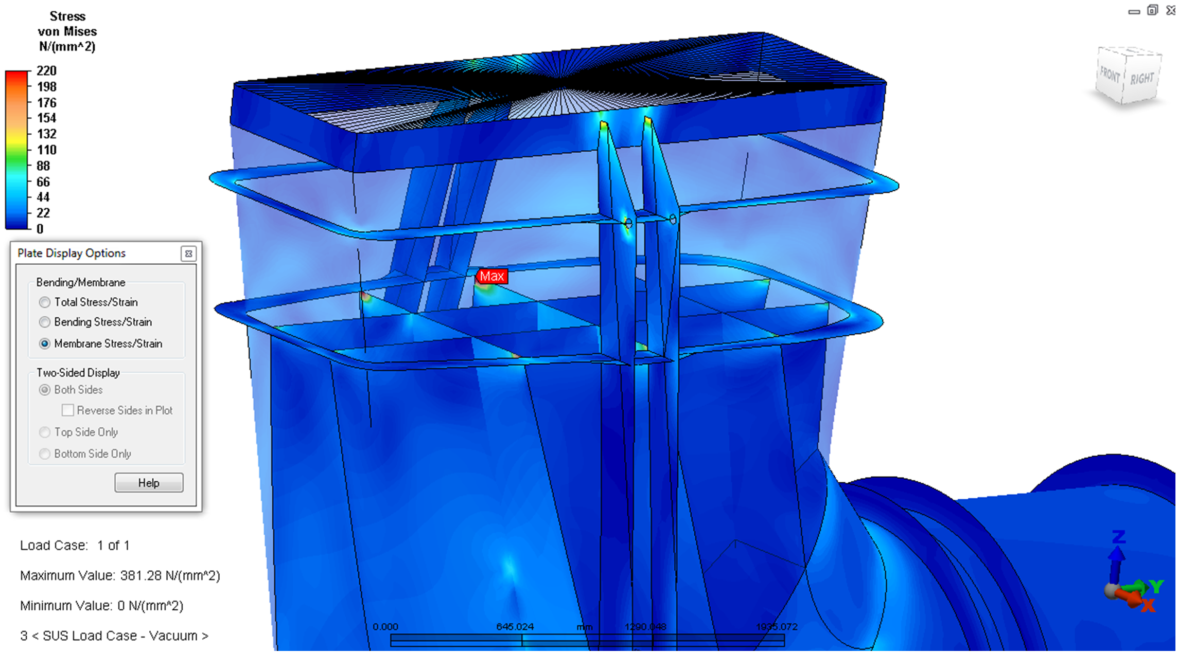Numikon – Design Calculations of Steam Duct